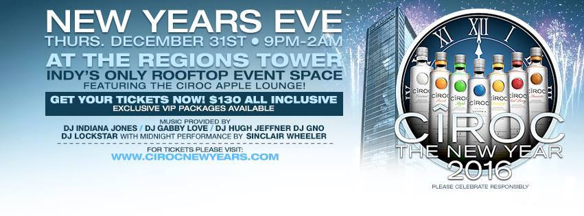 Indianapolis New Years Eve