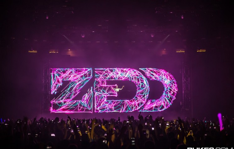 Zedd's True Colors Tour to Kickoff Halloween in Indy