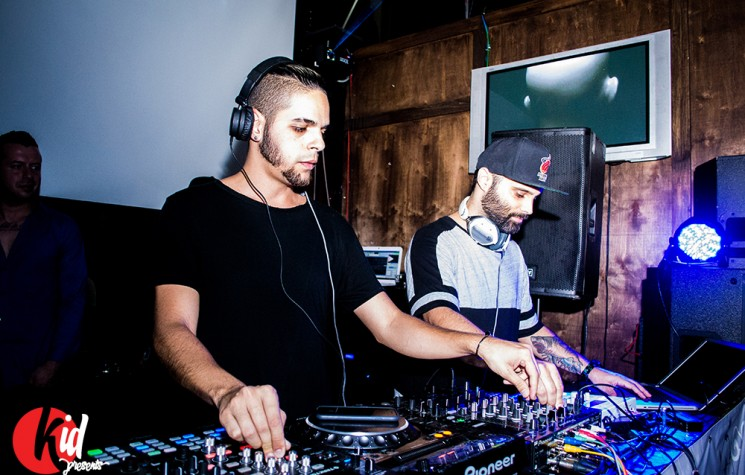 COCODRILLS at Blu Lounge