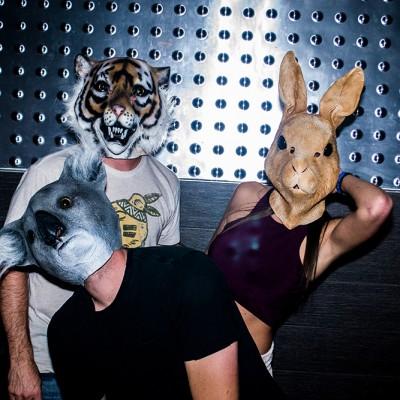 Animal Haus 2 Year Anniversary with Kirill Was Here