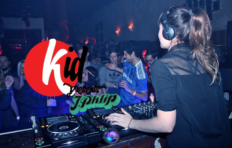 KID Presents: J. Phlip brings her signature house sound to Blu Indianapolis