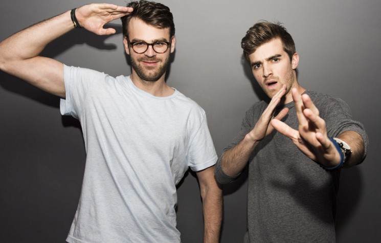 The Chainsmokers Ticket Giveaway Contest for Indianapolis Music Lovers