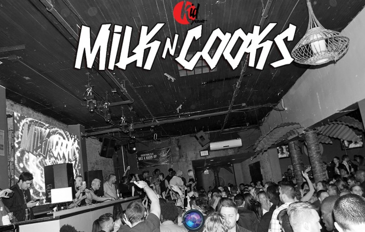Milk N Cookies @Tiki's