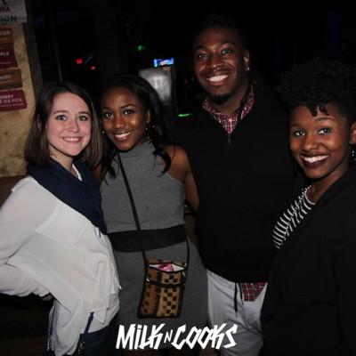 Milk N Cookies @Tiki's