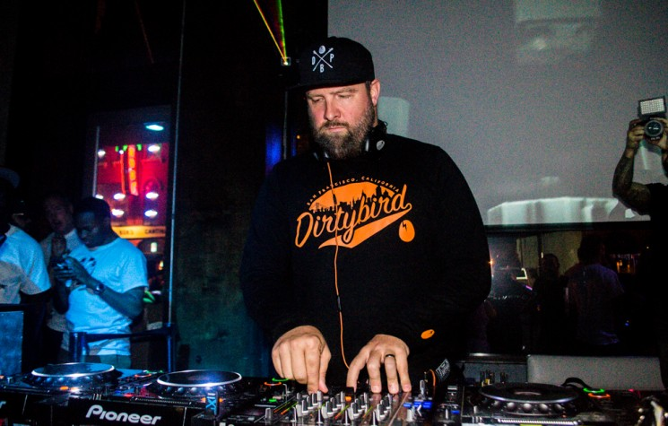 "Claude VonStroke asks Blu Lounge, ""Who's afraid of Detroit?"""