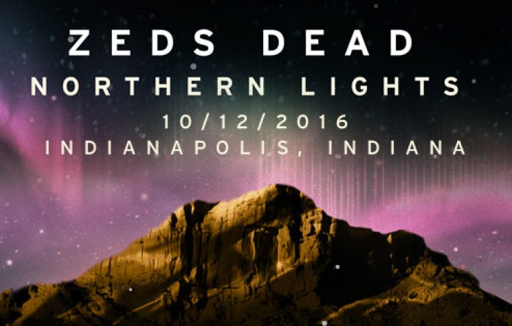 Zeds Dead bringing their Northern Lights tour to Indianapolis