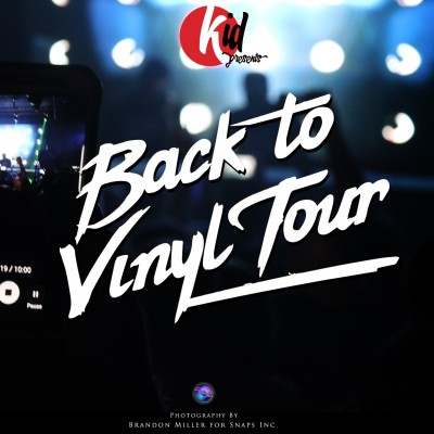 Bad Boy Bill and Richard Vission: Back to Vinyl Tour