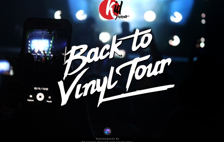 Bad Boy Bill and Richard Vission: Back to Vinyl Tour