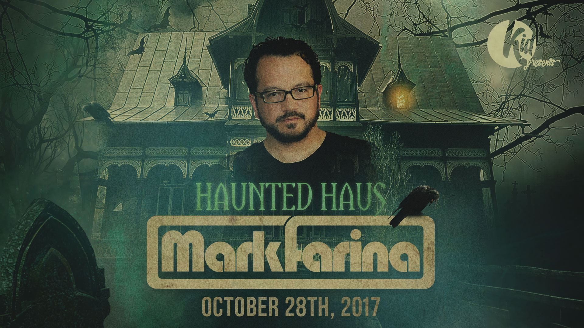 KID Presents Haunted Haus w/ Mark Farina