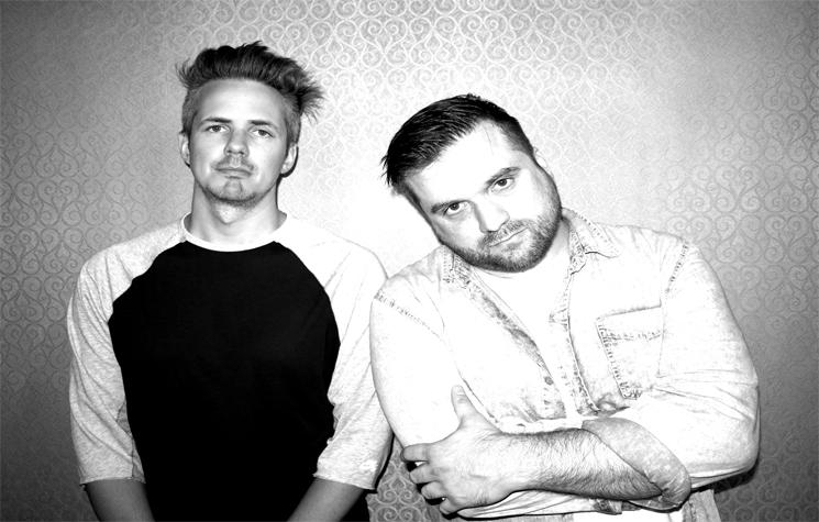 Walker & Royce's Self Help Tour Invades Blu Lounge on 11/9