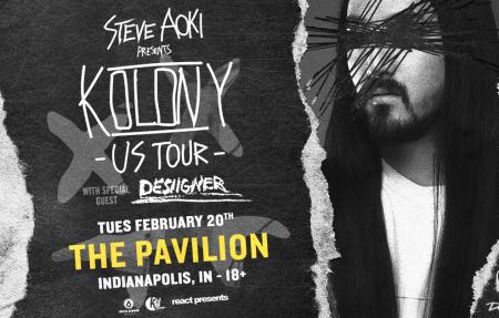 Join the Kolony with Steve Aoki & Desiigner!