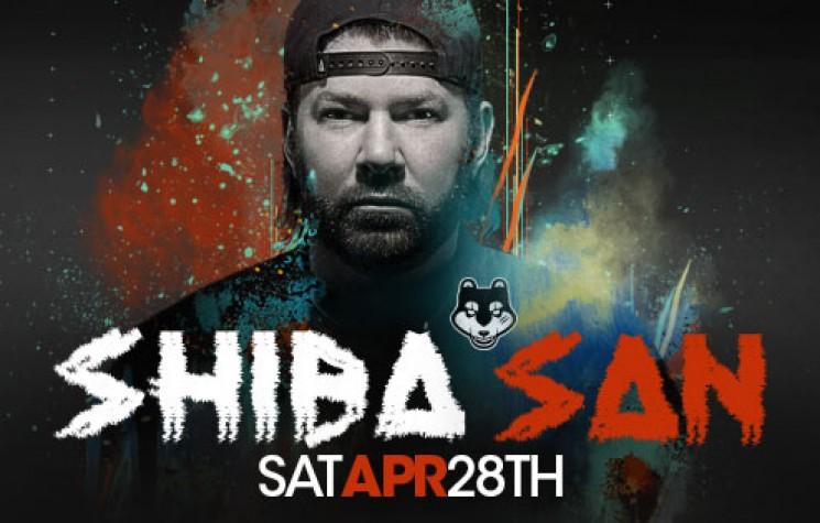 Blu Lounge to host Shiba San on 4/28
