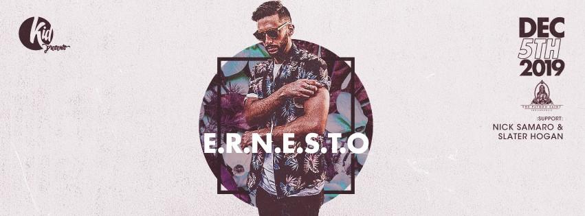 E.R.N.E.S.T.O.