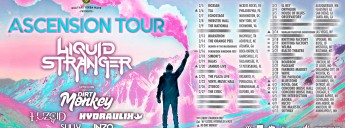 Guayakí Yerba Mate presents ASCENSION Tour with Liquid Stranger